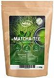 Matcha-Tee-Pulver - Grüntee-Pulver für...