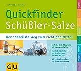Schüßler-Salze, Quickfinder (GU Quickfinder...