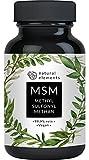 MSM Kapseln - Vergleichssieger 2019* - 365 vegane...