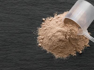 Eiweißpulver als Stoffwechselkur Produkt