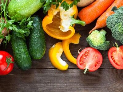Stoffwechsel mit der richtigen Ernährung