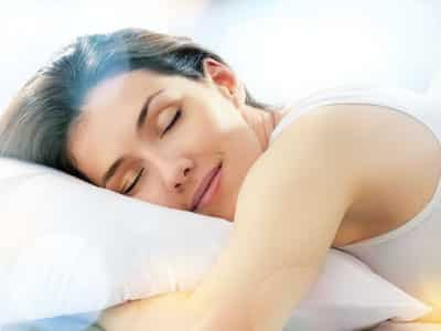 Stoffwechsel anregen durch ausreichend Schlaf