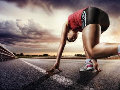 Stoffwechsel anregen mit Sport