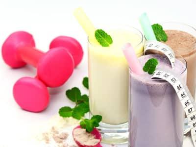 Proteinshake Stoffwechselkur Rezepte
