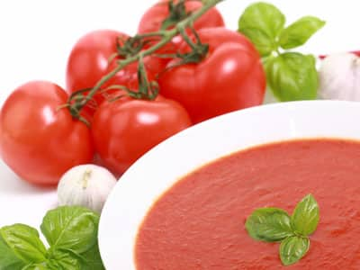 Tomatensuppe Stoffwechselkur Rezepte