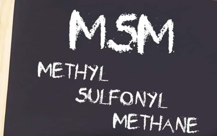 MSM Stoffwechselkur Produkte