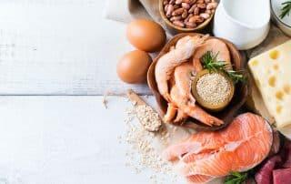 Abnehmen mit eiweißreichen Lebensmitteln