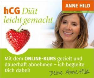 hCG Diät nach Anne Hild