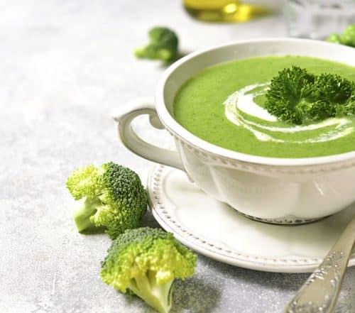 Rezept Stoffwechselkur Brokkolisuppe