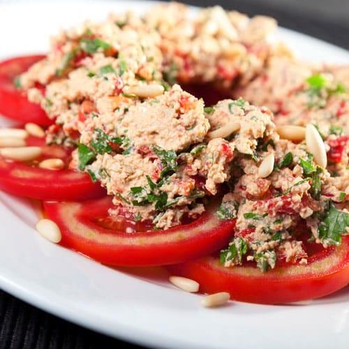 Tomaten-Thunfischsalat Rezept Stoffwechselkur