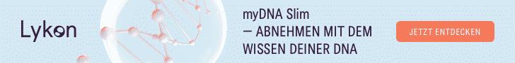 myDNA Slim - Abnehmen mit dem Wissen deiner DNA