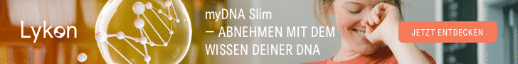 Lykon My DNA Slim Stoffwechseltypen Test
