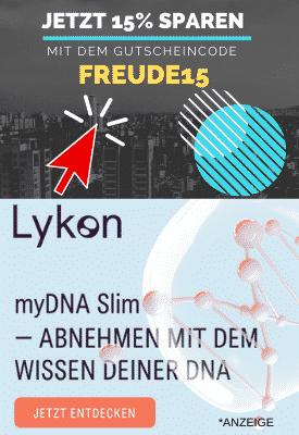 Lykon MyDNA Slim Test Effektiv Abnehmen
