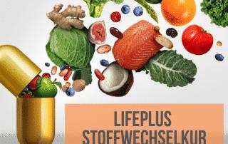 Die Lifeplus Stoffwechselkur