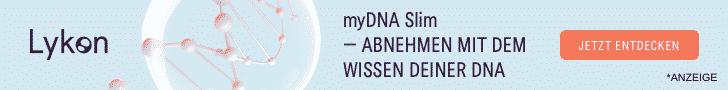 Lykon MyDNA Slim Stoffwechselanalyse