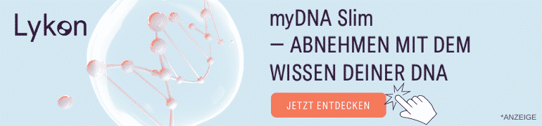 Lykon MyDNA Slim Abnehmen Test