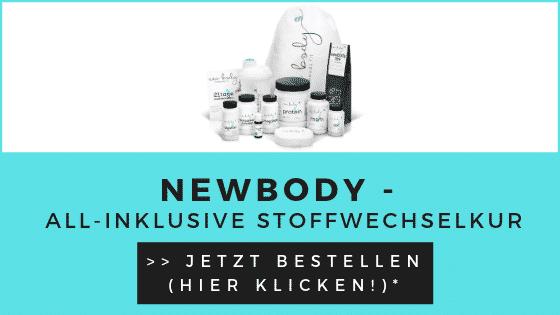 NewBody 21 Tage Stoffwechselkur