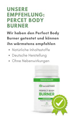 Stoffwechsel anregen mit dem Perfect Body Burner