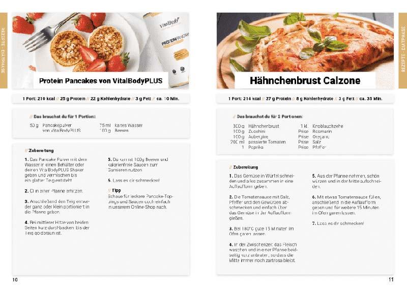 Stoffwechselkur Ernährungsplan Rezepte